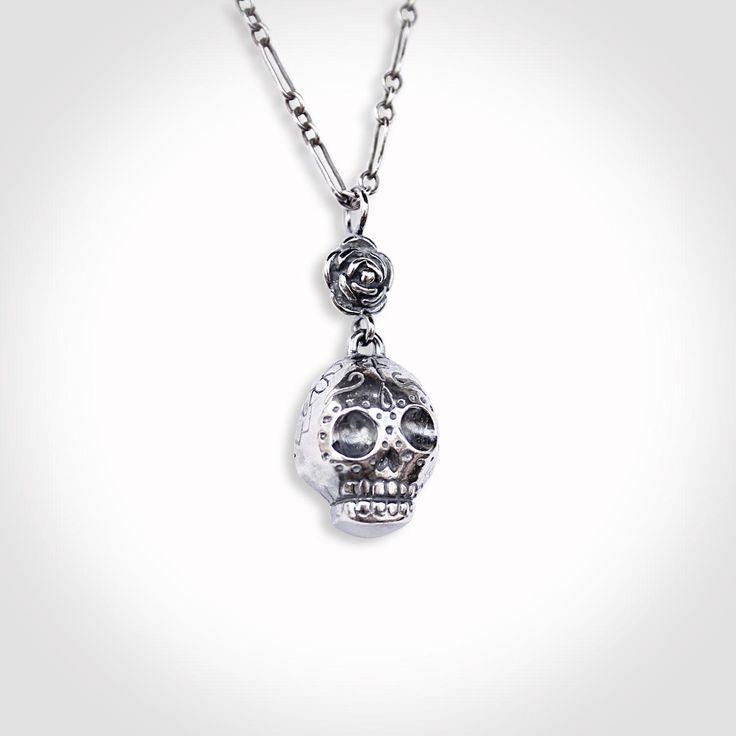 Sugar Skull silver