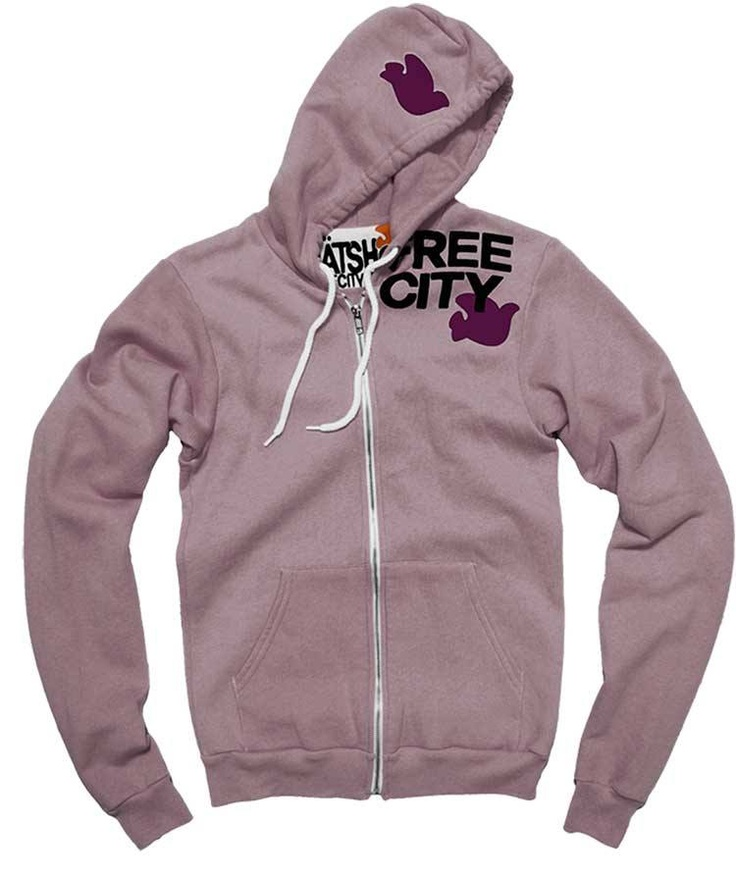 Free city hoodies