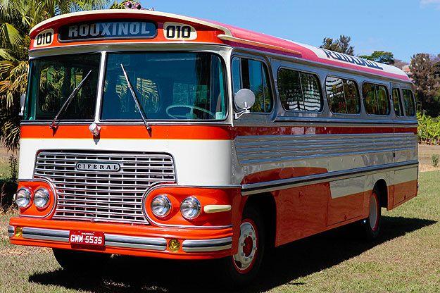 Ciferal Bus Onibus brasileiro