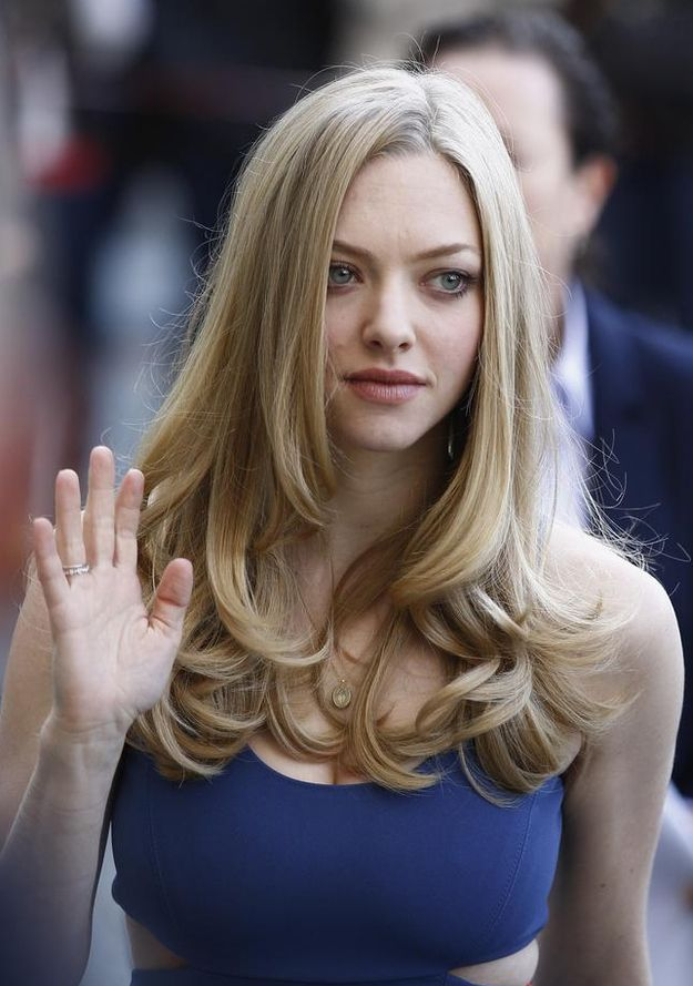 When It Was Shorter And Kate Middleton-y | Community Post: 28 Times Amanda Seyfried's Hair Was Your Religion