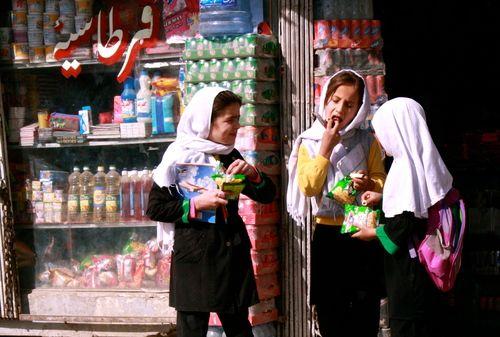 Dating an afghan girl