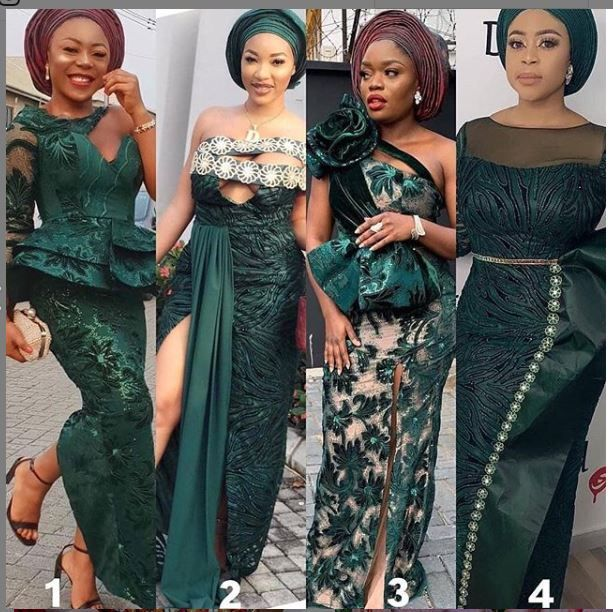 Image result for Check-out Nigeria Asoebi Styles Catalogue