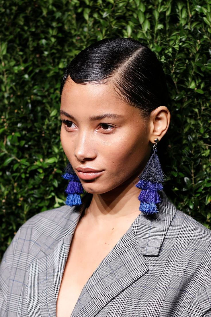 Hair Trend Ideas: Side Parting - Celebrity Hairstyles | Glamour UK  #hair #saloon #hairsalon #professionalhairdesigner #hairdresser #hairstylist #hairstyle #haircut #hairmask #hairrepair #haircolor #hairextensions  #hairfashion #longhair #shorthair #curlyhair #fashion #beauty #makeup #style #instahair #geneva #lausanne #switzerland #swiss