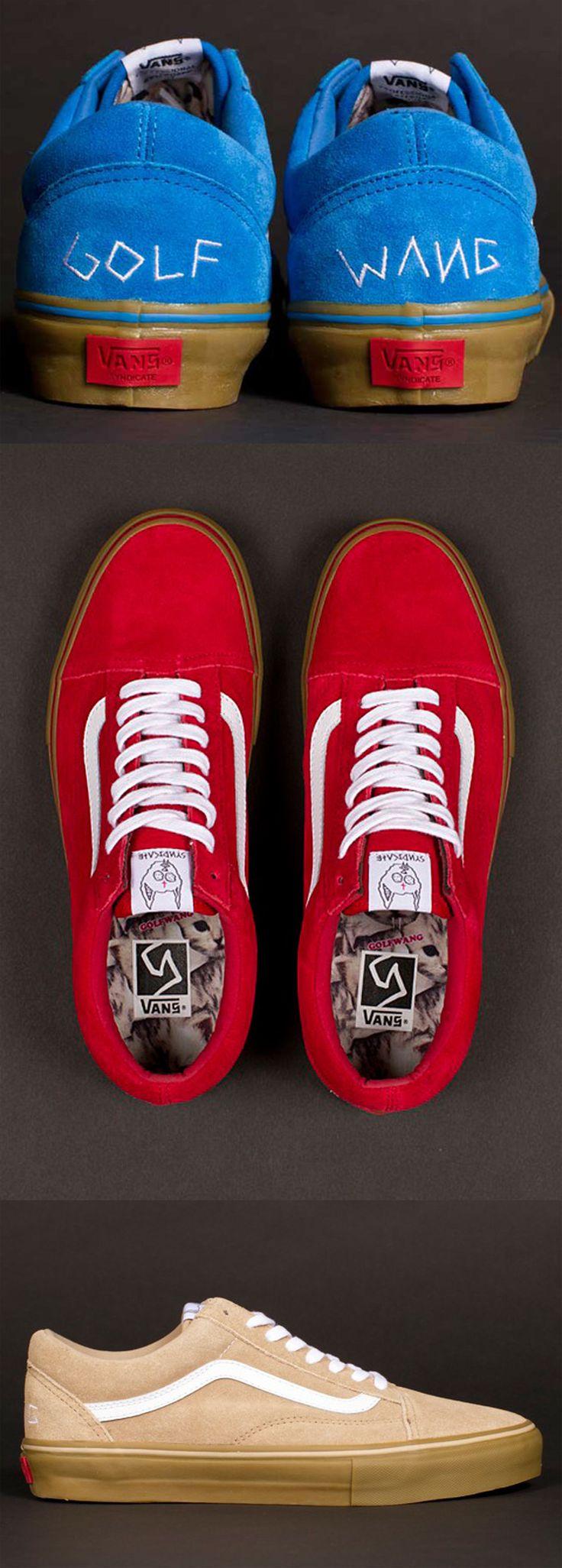 Odd Future X Vans Vans Sneakers Shoes