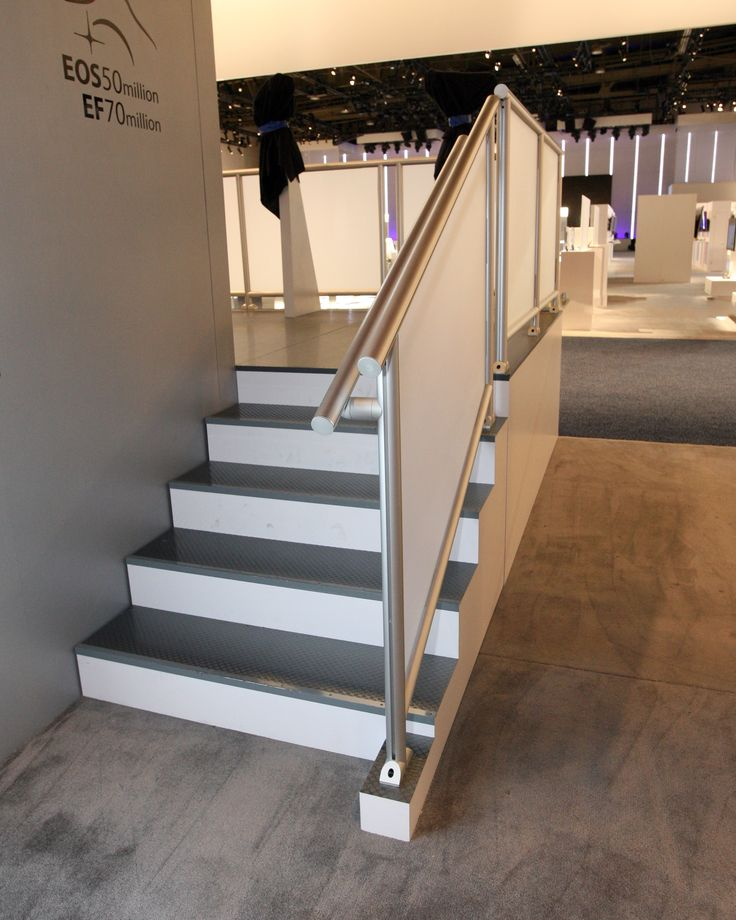 Short Stairs Ideas: Booth Design, Stairs, Stair Railing