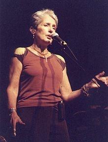 Joan Baez, advocate & activist