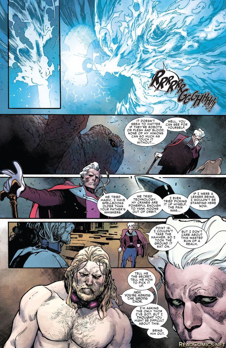The Unworthy Thor (2016-) 2 Page 14