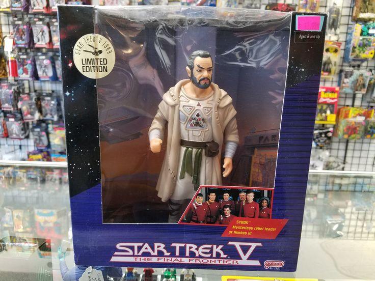 Star Trek V The Final Frontier Sybok