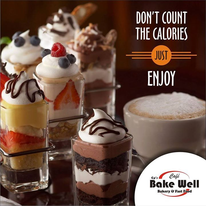 Don't Count The Calories just Enjoy !!! . #cafe #icecream #enjoy #cafebakewell #bakewell #indorecafe #happy #family #food #enjoy #cp #crownpalace #friendship #friend #cp  #clebration #party #birthday #celebrate #bakery #fastfood #bake - http://ift.tt/1HQJd81