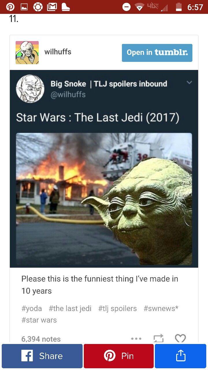 Yoda be like.