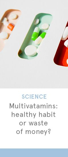 Three studies published in a 2013 issue of the journal Annals of Internal Medicine found that multivitamins were ineffective in preventing early death, heart disease, cancer, and cognitive decline. Find out everything you need to know before your next trip down the vitamin aisle. - See more at: http://app.viraltag.com/failed-posts#sthash.ctGgGLFG.dpuf