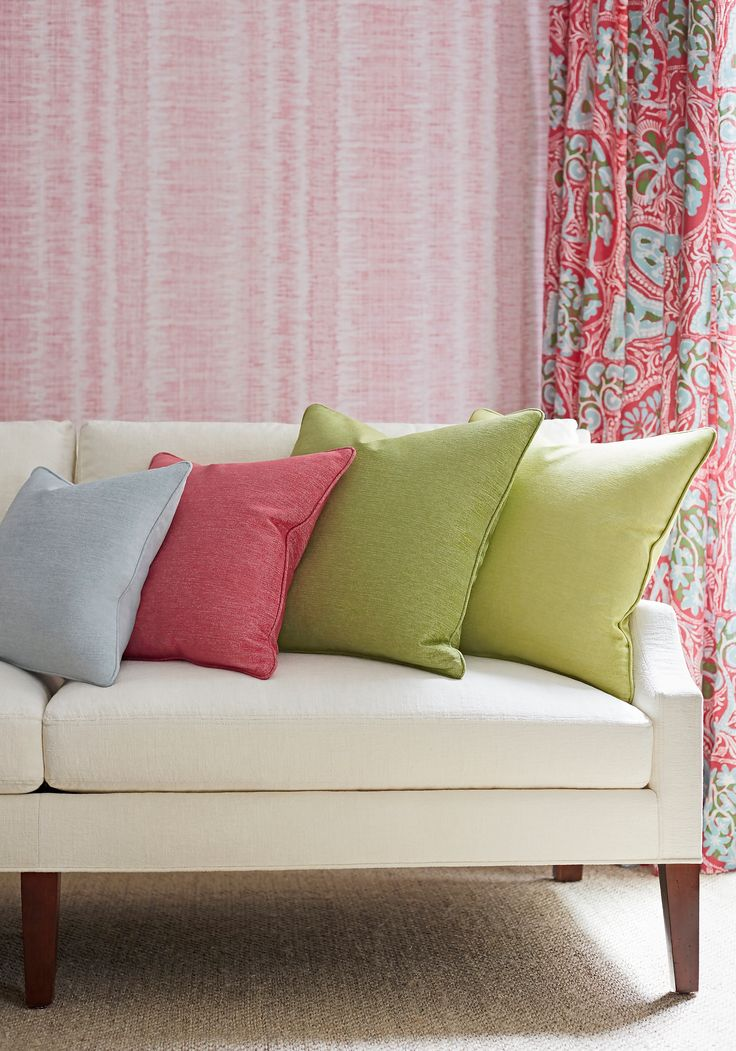 Somerset Sofa From Thibaut Fine Furniture In Ulus Woven Fabric Snow White