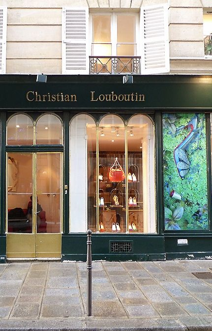 christian louboutin france paris