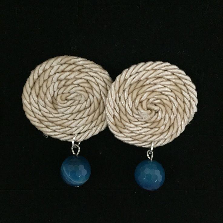#orecchini #diy #handmade
