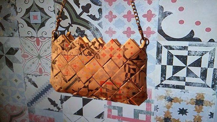 #Beatrix #ColorfulTiles #CommeCa #Clutchbag #kit #wrapper #MadeinGreece #GreekDesigners #handmade #art #instaart Kit Υ15cm-Π24cm