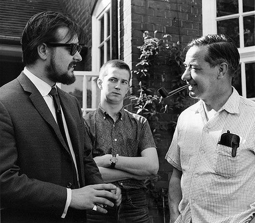 The mad genius behind The Rolling Stones and Yardbirds, Giorgio Gomelsky R.I.P. | Dangerous Minds