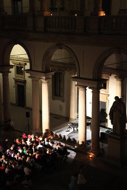 Concert in Brera - Milano