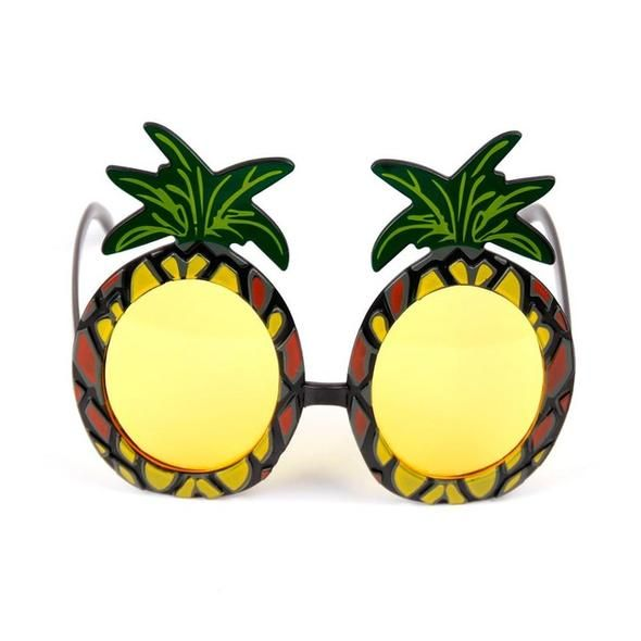 "14/"" Inflatable Pineapple Cocktail Beach Party Hawaiian Fancy Dress Accessory"