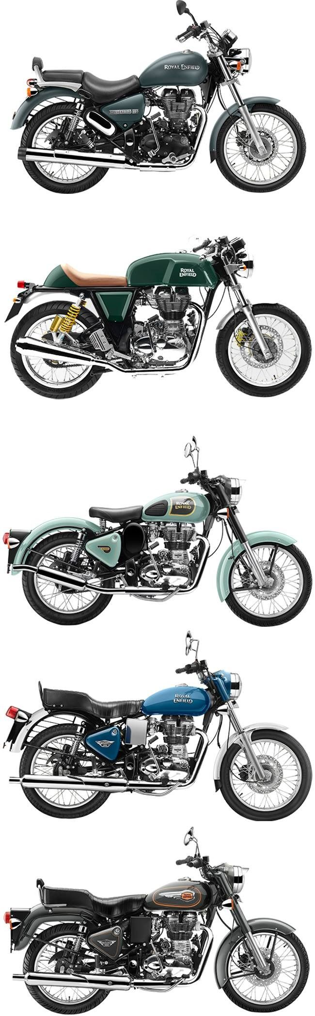 Royal Enfield launched new color scheme for its unique and high performer bike ‪#‎RoyalEnfield‬ ‪#‎ContinentalGT‬.