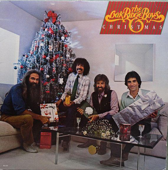 The Oak Ridge Boys  Christmas 1982  LP Album Vinyl Record