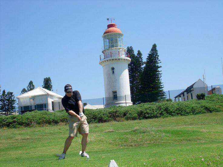 Golfen @Westbank Golfclub South Africa