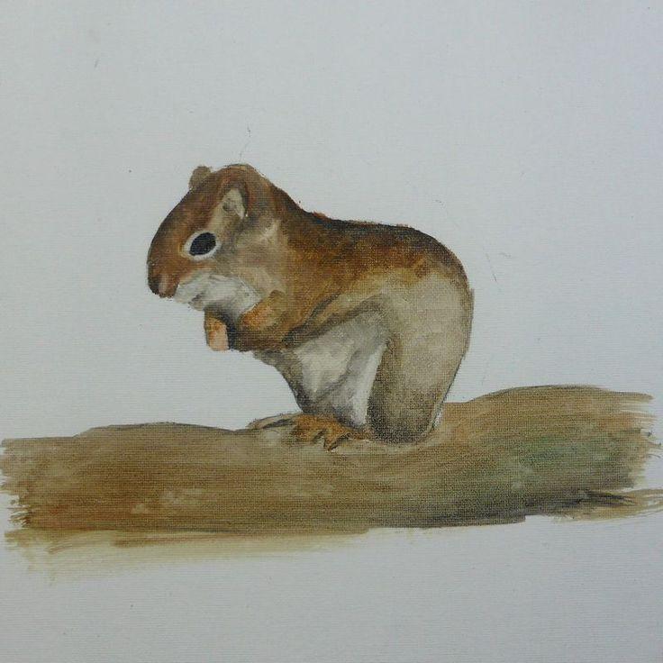 HU17 : Peindre le pelage d'animaux à l'huile