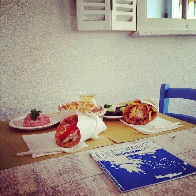 #greek fusion #ristorante greco milano #gyros #mythos #pita #gyros #milano #navigli #ristorantegreco #greekfusion #greek #fusion #naviglimilano # greek food #