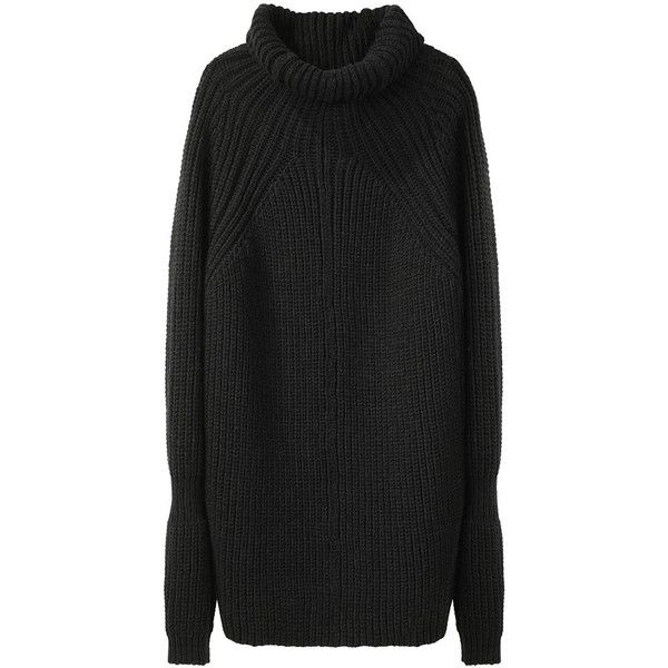 3.1 Phillip Lim Funnel Neck Cocoon Sweater and other apparel, accessories and trends. Browse and shop related looks.