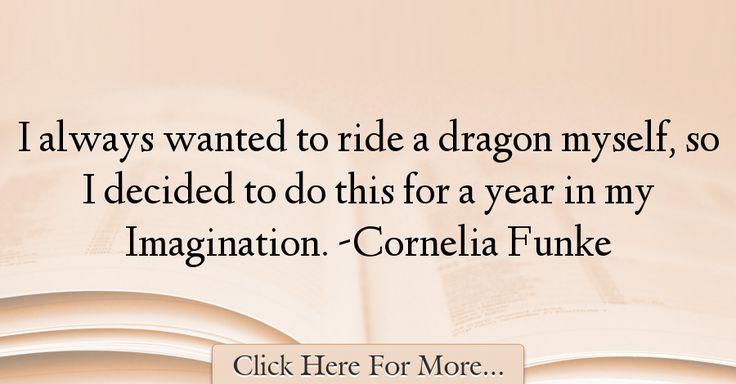 Cornelia Funke Quotes About Imagination - 37825