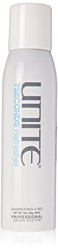 Unite 7Seconds Refresher Dry Shampoo 3 Fluid Ounce *** Check out the image by visiting the link.Note:It is affiliate link to Amazon.