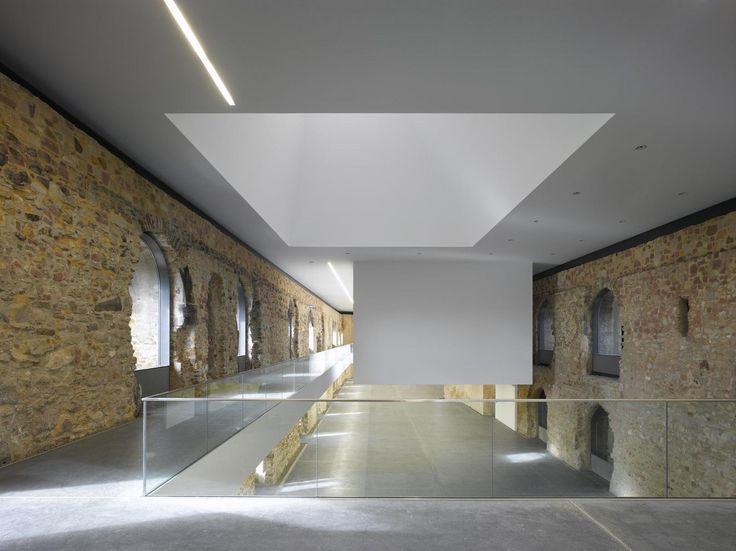 Nieto Sobejano | project | MORITZBURG MUSEUM