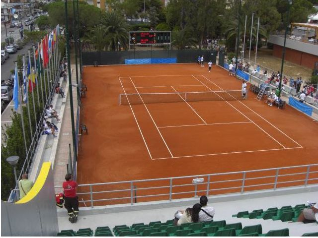 Torneo di Tennis di 4° categoria  al Circolo Tennis Pescara