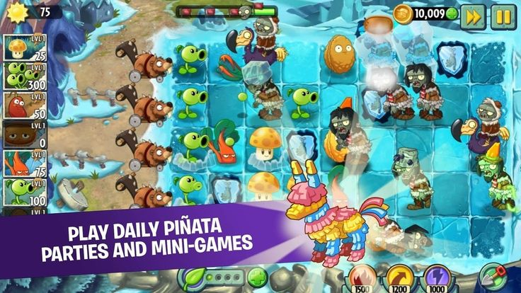 Plants vs. Zombies 2 APK v6.4.1 [Mega Mod] - Android game - AMG