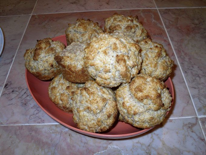 Homestyle Biscuit Muffins
