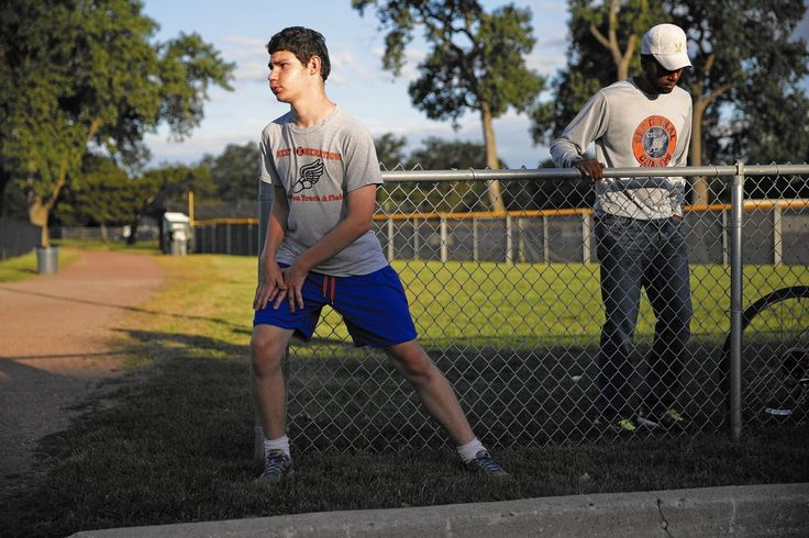 #AutisminSports: Evanston runner with disability's IHSA lawsuit to be heard in court as he seeks to compete in track meet