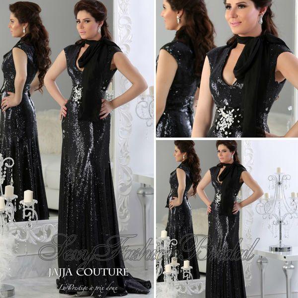 sexy v cou une ligne naturelle taille longueur du plancher de paillettes dentelle longue robe de soirée robes élégantes