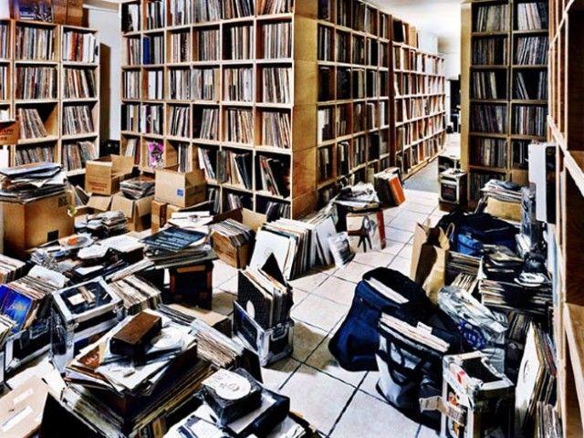 DJ Bedrooms