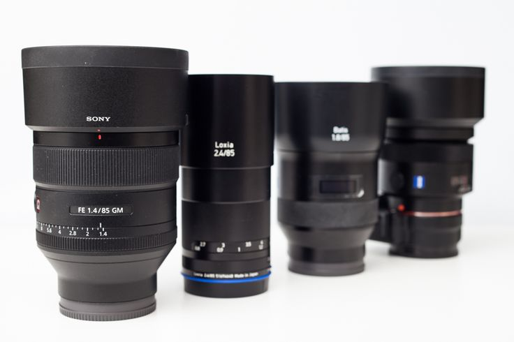 Zeiss Loxia 85/2.4 vs Zeiss Batis 85/1.8 vs Sony FE 85/1.4 GM vs Sony SAL 85/1.4 ZA. Battle of 85mm lenses for Sony E Mount