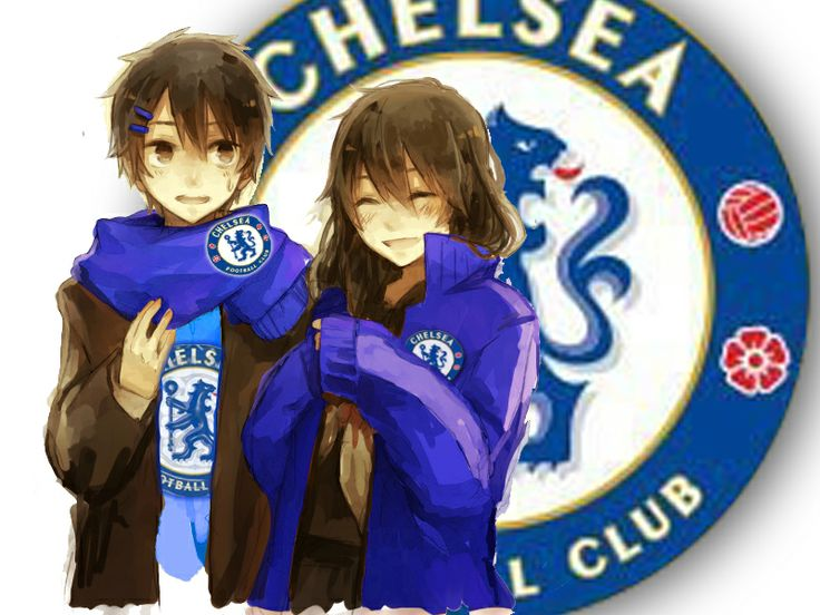 Shintarou n ayano, Chelsea together :D