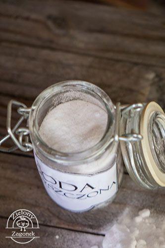 Zielony Zagonek Soda oczyszczona do sprzątania i 10 jej zastosowań - Zielony Zagonek