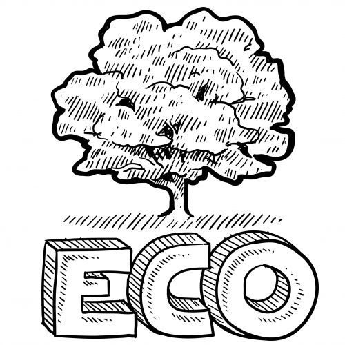 coloring pages for eco friendly - photo#2