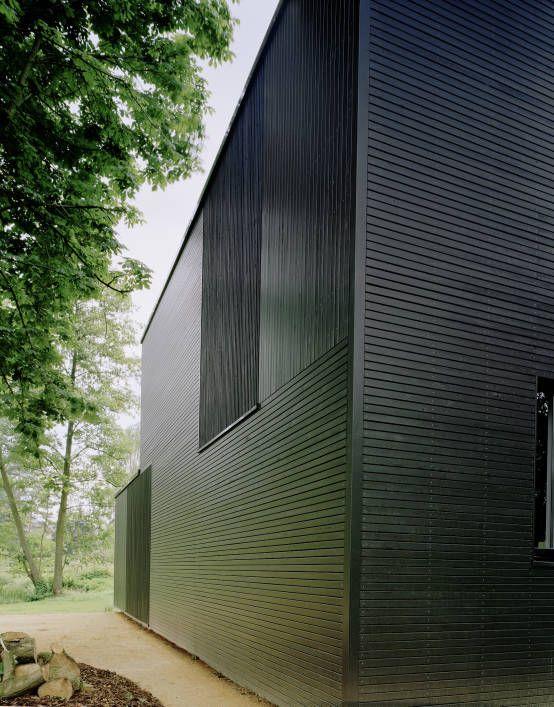 Simple Privathaus bei Berlin von C ARCHITEKTEN