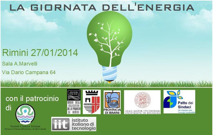 Giornata dell'Energia, innovazione tecnologica ed energia rinnovabile