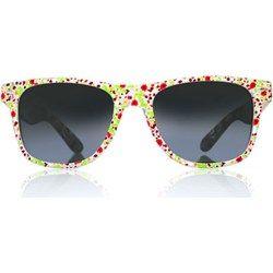 Okulary Przeciwsłoneczne Wayfarer Damskie Flores