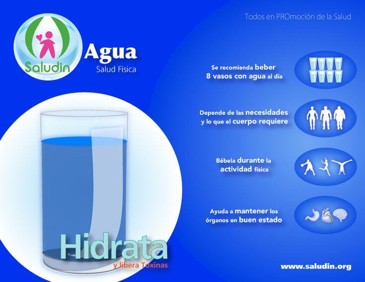 Díptico Anverso #Agua #Nutricion  Elimina Toxinas
