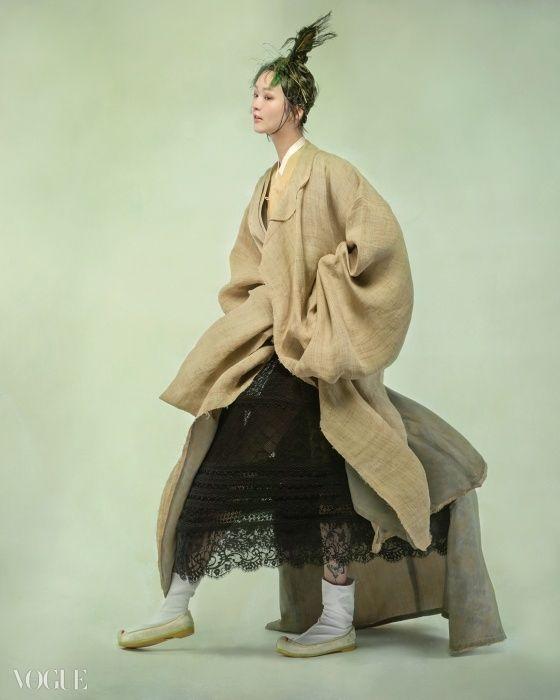Korean traditional cloth: hanbock