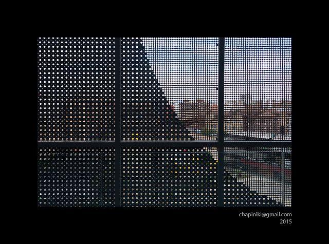 Líneas, sombras y reflejos: City views