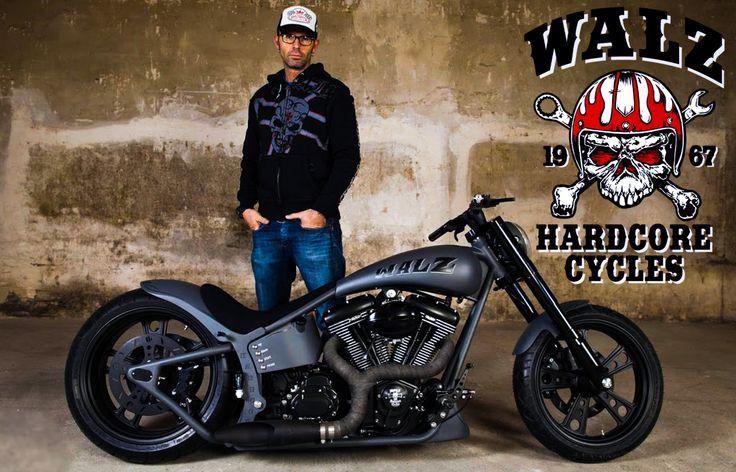 Marcus walz hardcore chopper