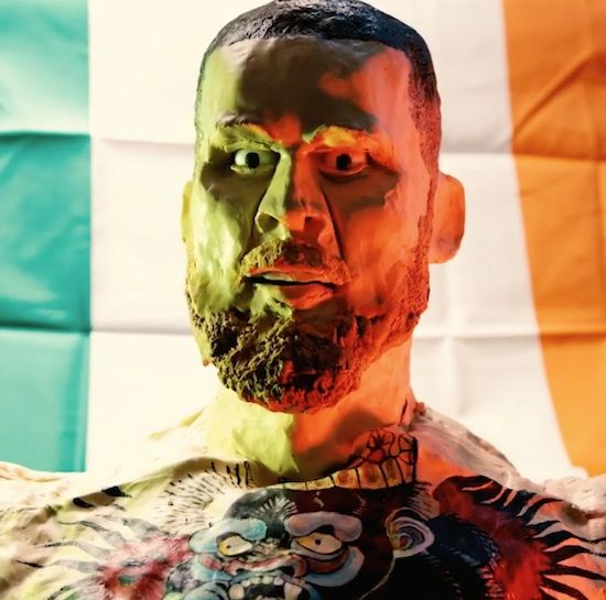MMA FAN CREATES CONOR MCGREGOR AND NATE DIAZ FIGHT IN CLAYMATION http://ift.tt/2bgnaw3