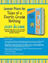 Lesson Plans for Judy Blume's Tales of a Fourth Grade Nothing -- aligned with #CommonCore State Standards for Grades 3-4! #CCSS